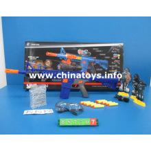 Soft Gun com bala de água (AZUL) (887707)