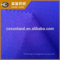 Tissu double uni 100% polyester pour sportswear T-shirt basique Tissu 100% polyester interlock