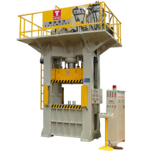 Deep Drawing Hydraulic Press for Metal Wheelbarrow Wheel