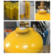 China cilindro de acetileno 40L