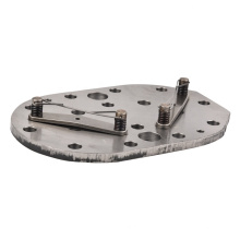 Air Compressor Spare Parts Reed Valve Plate Assembly  for Copeland Refrigerator Compressor Valve Plate
