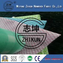 70%Viscose Spunlace Nonwoven Fabric About Family Cleaning
