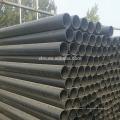 Le polyéthylène PE 80 durable fabrique le tuyau de HDPE de résistance à l'usure