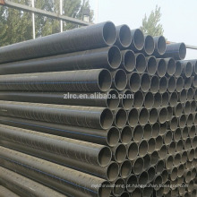 PE 80 durable polyethylene manufacture wear-resistance HDPE pipe