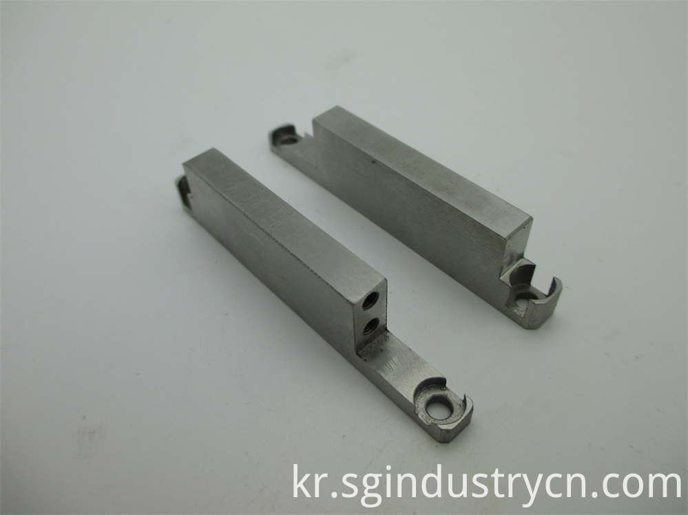 Milling Machining Stainless Steel