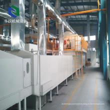 Certificación CE horno de secado a alta temperatura