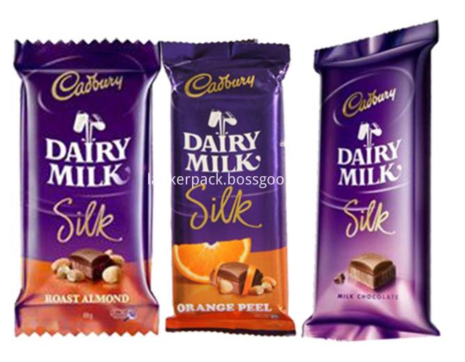 Fin Seal Bag Chocolate