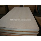 factory made cheap oak white melamine film faced MDF