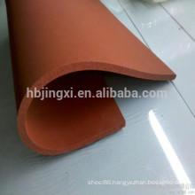 Foam rubber sheets -- Foam silicone rubber sheet