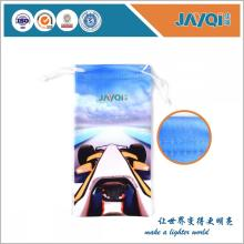 Low Price Digital Printed Glasses Pouch