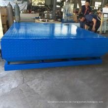 Werkstatt gebraucht Verkauf Containerladerampe