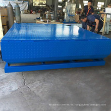 Taller usado Rampa de carga de contenedores de transferencia para la venta