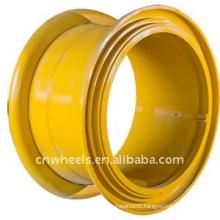 Heav duty 5 piece construction OTR wheel rim,Engineering truck wheel