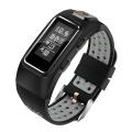 Fitness GPS Tracker Bluetooth Bracelet Pedometer