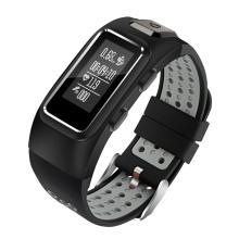 Fitness GPS Tracker Bluetooth pulsera de podómetro