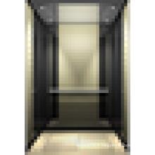 Ascenseur / ascenseur mobile élégant et stable avec le Japon VVVF
