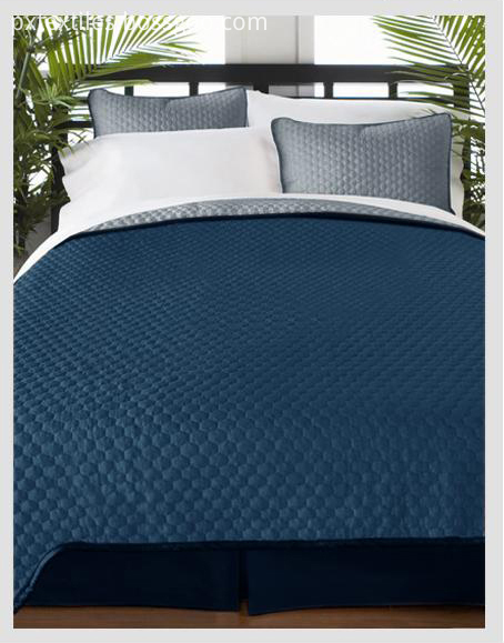 Ultrasonic Quilting Bedspread