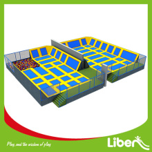 business plan fitness parco trampolino al coperto