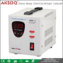 2015 Hot SVR 500va Single Phase 50Hz 220V Output AC Voltage Stabilizer For Home Use