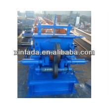 Máquina formadora de rollo intercambiable intercambiable de C / Z
