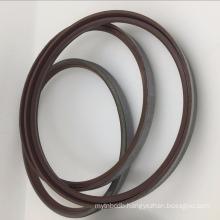 Rubber hydraulic piston seals