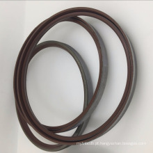 Rubber hydraulic piston seals