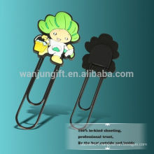 bulk engraved cartoon cute design paper bookmark