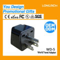 Multifunctional Travel Plug german standard socket,extension sockets ce rohs approved