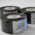 Date code ribbon black color hot stamping foil for expiry date batch No printing