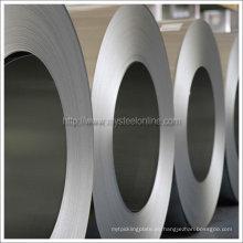 Pequeños motores de precisión aplicados laminados en frío no orientados a grano rollos de acero de silicio