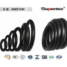 Haute Performance Air butylique (haute qualité) (350-18) pour moto pneu/pneu