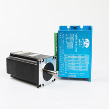Jk60hsn40 with Jk-Hsd57 Driver with 3m Motor Cables and 3m Encoder Cables Easy Servo Stepper Motor Kit