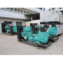 Fábrica do gerador de gerador diesel CUMMINS (25kVA-3000kVA)