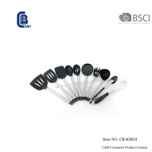 10PCS Silicone Kitchen Utensil Set