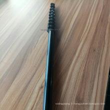 Pipe télescopique en fibre de carbone Fabricant de tubes en fibre de carbone Skype: zhuww1025 / WhatsApp (Mobile): + 86-18610239182