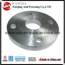 Slip-on acero carbono soldadura el tubo de brida