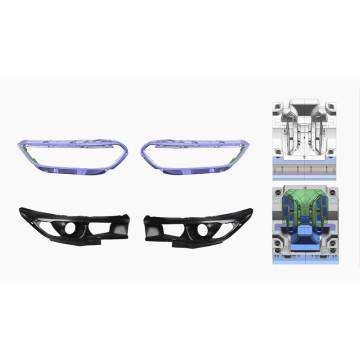Automotive Headlight Plastic Injection Moulds