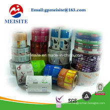 Laminated Material Food Packaging Bag/Sachet Plastic Film Rolls