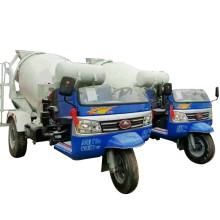 Трехколесный небольшой бетоносмеситель грузовик на продажу