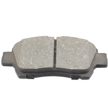 Quality brake pad replacement maker D2174M semi-metallic brake pad for TOYOTA Echo 2000
