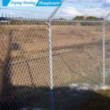 High Security Powder Coated Airport Security Fence