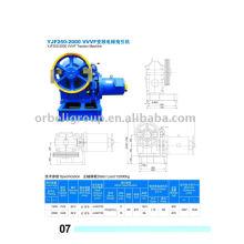 VVVF Aufzugsfahrmaschine, Motor