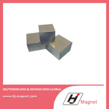High Quality Block Magnet with Strong Power on Motor
