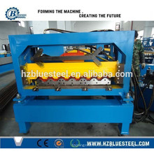 Hot Sale Stainless Steel Roof Tile Making Machine, Corrugated Metal Step Roof Tile Sheet Roll Forming Machine
