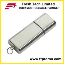 Klassischer Metall preiswerter USB-Blitz-Antrieb (D312)