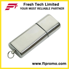 Clásico de metal baratos USB Flash Drive (D312)