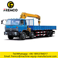 10 Ton Truck-Mounted Crane For Construction