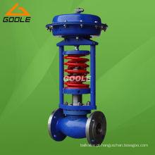 Válvula de controle de pressão auto-operada (GAZZYP / GAZZCP / GAZZVP)