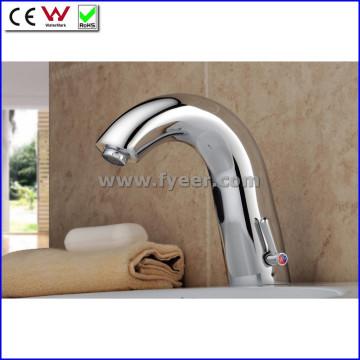 Fyeer Einhand-Automatik-Sensor Wasserhahn Mischer (QH0114BA)