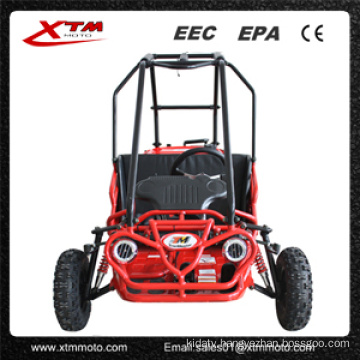 50cc Two Seat Go Kart Differential Mini Buggy for Kids